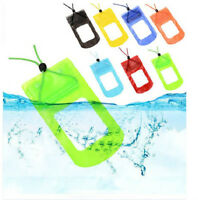 WATERPROOF Phone / IPhone / Keys/ Watch DRY BAG Sports Holiday Beach Pouch Case