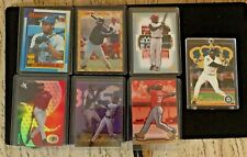 Ken Griffey Jr. Rookie Card & More (7) Lot Very Nice