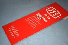 "Lentille Anti-buée LS2 Fog Figther System ""Incolore"" pour casque LS2 FF320 neuf"