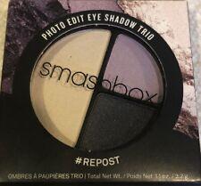 Smashbox Photo Edit Eye Shadow Trio #REPOST STORMY, SAY WHAT?, SPARKLE PONY NWOB