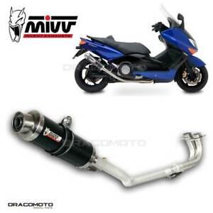 YAMAHA T-MAX 500 Impianto completo MIVV Gp 2001-2007 Steel Black