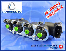 LANDI RENZO VERDE RAIL ORIGINALE 4 INIETTORI IMPIANTO GPL GAS G185541 238210001