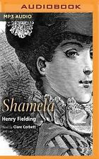 Shamela by Henry Fielding (2016, MP3 CD, Unabridged)