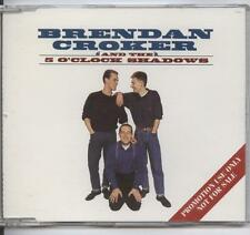 Brendan Croker And The 5 O'Clock Shadows - 4 Track Promo CD