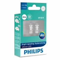Philips LED T10 [~W5W] 12V 6000K daylight effect Interior light 11961ULWX2 Set