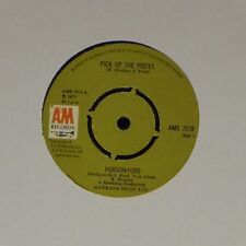 """HUDSON-FORD 'PICK UP THE PIECES' UK 7"""" SINGLE #3"""