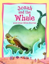 JONAH AND THE WHALE and other Bible Stories AGES 5+ V Parker NEW PAPERBACK BK 12