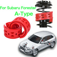 2pcs Front Shock Absorber Spring Bumper Power Cushion Buffer For Subaru Forester