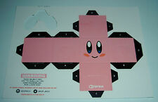 1 UP BOX PIXELS CUBY PAPER CRAFT