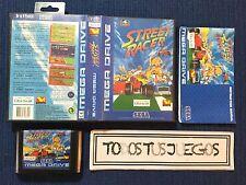 Street Racer Megadrive Mega Drive EXCELENTE ESTADO