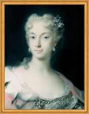 Maria Theresa, Archduchess of Habsburg Rosalba Carriera Adel Frauen B A2 03196