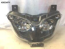 GILERA  ST 200 08 - ON  HEADLIGHT  OEM  GENUINE  LOT43  43C3471