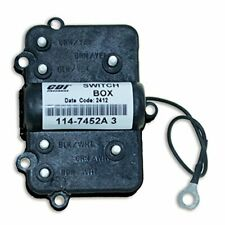 Mercury Outboard 6-50 HP Power Pack Switch Box