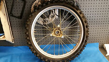 FRONT WHEEL RM85 02 03 04 05 06 07 08 09 10 11 12 13 14 15 16