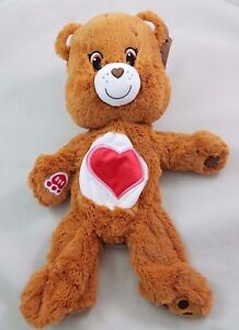 Nwt Struttura A Orso Tenderheart Care Bears American Auguri Non Imbottito Pieno
