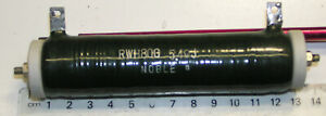 Power Resistor  5.4 Ohms  5R4  5.4Ω   80W  *** AUS Seller ***