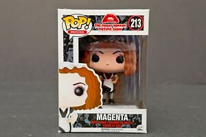 The Rocky Horror Picture Show #213 Magenta Funko Pop Vinyl Vaulted