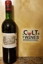 RP 96 pts! 1966 Chateau Lafite Rothschild Pauillac wine. Listing 10