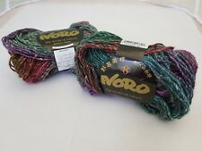 550 g NORO Silk Garden Fb. 275  Seide / Kid Mohair / Lamb´s Wool Verlaufsgarn
