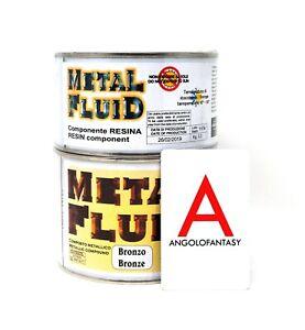 Metal Fluid BRONZO Prochima 1 kg - Per colate a freddo senza fusione modellismo