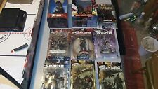 Spawn McFarlane Toys Evolution Deluxe Box lot NEW