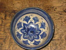 Earthenware Continental Date-Lined Ceramic Bowls