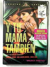 """Dvd - """"Y Tu Mama Tambien"""" Unrated Theatrical Version - In Spanish, Brand New."""