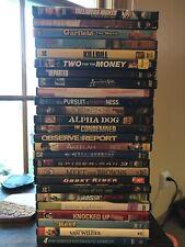 26 Used Empty DVD Cases