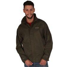 Abrigos y chaquetas de hombre en color principal verde de poliamida