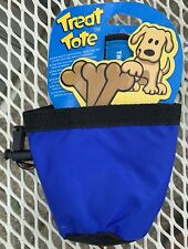 Canine Hardware, Treat Tote- Brand New Blue—3 For Sale