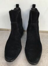 Tod's Ankle Boots For Women's. Black Suede. US6/UK4 / EU36