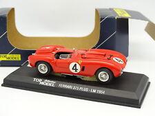 Top Modelo 1/43 - Ferrari 375 Plus Le Mans 1954 n°4