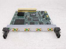 Ref Cisco Spa-4Xt3/E3 7600 4 Port Clear Channel T3/E3 Module