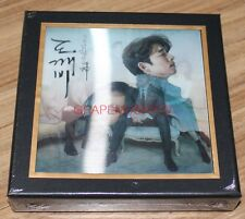 GOBLIN 도깨비 GONG YOO K-DRAMA OST Pack 1+2 SET CD + PHOTO BOOK + 2 POSTER IN TUBE