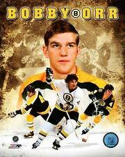 Bobby Orr Boston Bruins NHL LICENSED un-signed 8x10 Photo