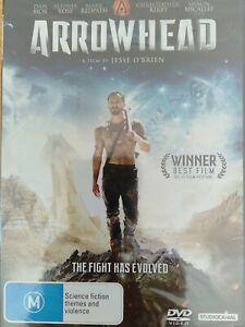ARROWHEAD DVD, NEW & SEALED, FREE POST