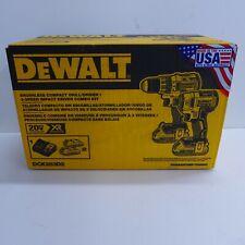Dewalt compact Drill/impact driver Combo Kit 20V BRUSHLESS *NICE*