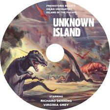 Unknown Island (1948 Adventure Dinosaur Movie DVD)