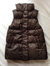 EUC Women's Gap Bronze Brown Down Puffer Vest-Size XS