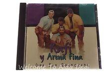 Rafi y Arena Fina - Una fan enamorada (CD-1998)
