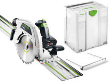 Festool HK 85 EB-Plus-FS GB 240V Circular Saw + 1400mm Guide Rail - 574664