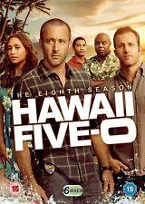Hawaii Five-0: The Eighth Season (Box Set) [DVD]