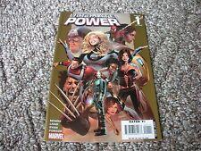 Ultimate Power #1- 6 (2006) Marvel Comic Books Vf/Nm
