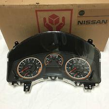 Nissan Titan Speedometer 24820-ZX90C Instrument Cluster 24820-ZX90C 0=Miles