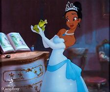 Disney * The Princess and the Frog ** LTD Edition  Cel *  Academy Award Voters !