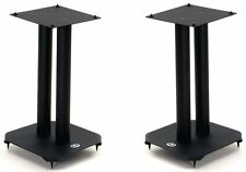 """40cm Tall (15.8"""") Sound Isolating Heavy Duty Speaker Floor Stands - up to 50kg"""