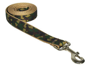 Sassy Dog Wear Camouflage Dog Leash