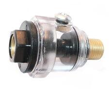 Geräte - Öler , 4 ml. Füllmenge, G1/4 Ans. , Montage direkt am Druckluftwerkzeug
