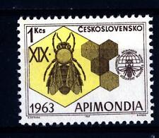 CZECHOSLOVAKIA - CECOSLOVACCHIA - 1963 - 19° Congresso Mondiale degli apicoltori