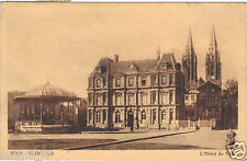 50 - cpa - ST LO - L'Hôtel de Ville